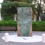tomba di Gruau al CImitero di Rimini