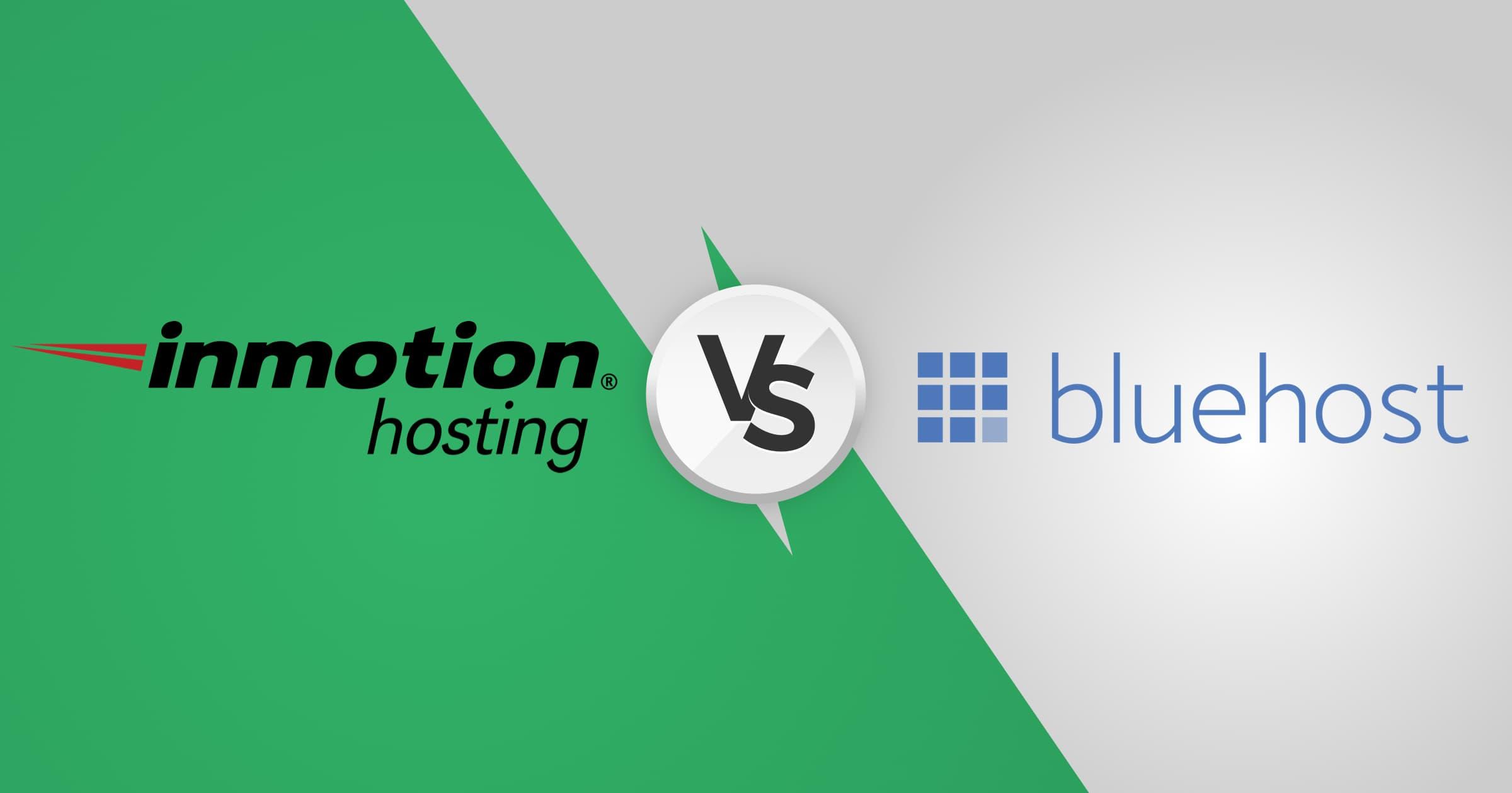 InMotion Hosting vs Bluehost Comparación 2020: ¿Cuál es mejor?
