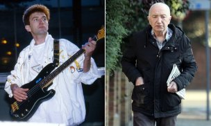 Former bass player of Queen John Deacon