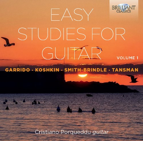 Easy Studies for Guitar Vol.1 of 3