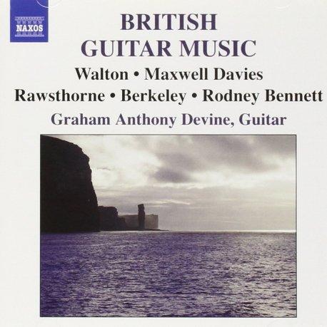 British Guitar Music DEVINE