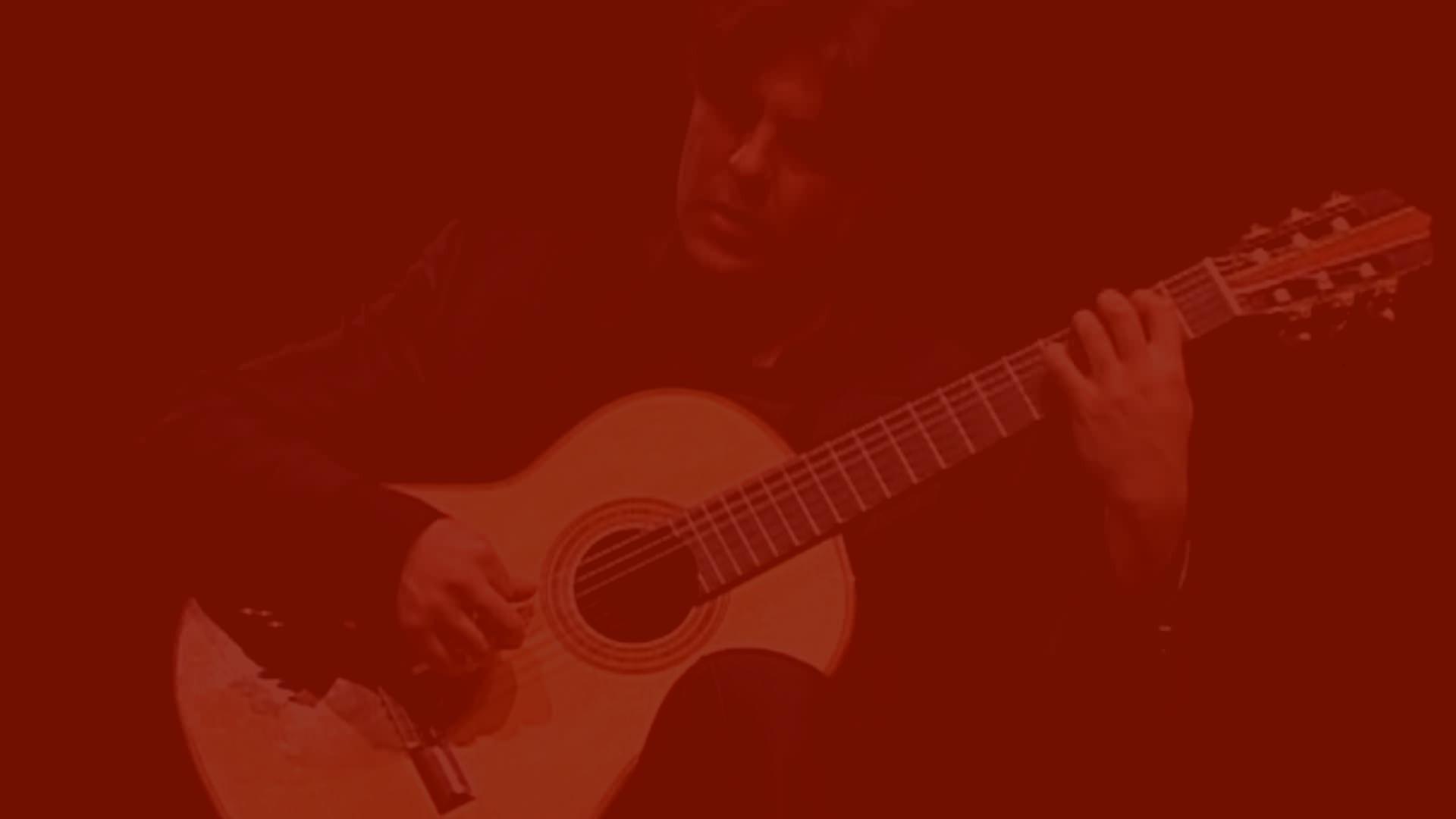 Cristiano Porqueddu Guitarist