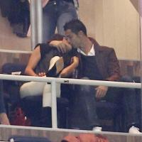 Cristiano Ronaldo & Irina Shayk at Real Madrid-Millionarios Game (Sep 27, 2012)