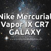 Nike's Mercurial CR7 'Galaxy' Edition Football Boots