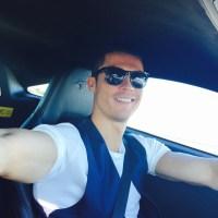 Cristiano Ronaldo's New Car: Ferrari LaFerrari