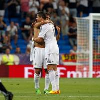 Cristiano Ronaldo is Honoured to Play With Luis Figo