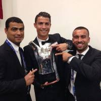 Cristiano Ronaldo Complete Interview With El Larguero (11 February 2011)