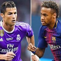Super-Agent Makes the Case for Ronaldo and Neymar Not to Play Together