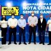 Governo divulga ganhadores da Nota Cidadã de agosto