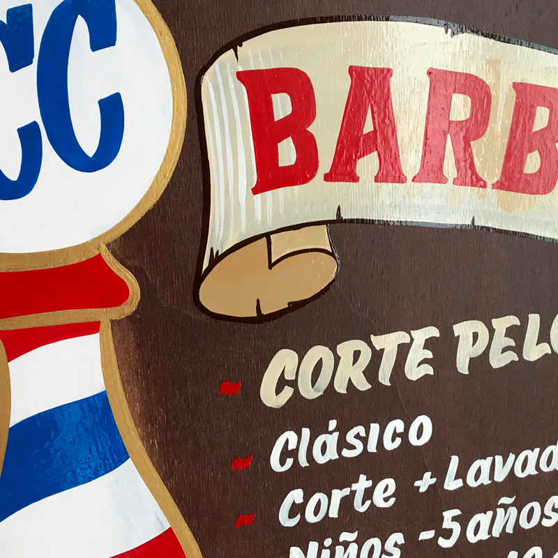rótulo-vintage-barbería-hand-lettering