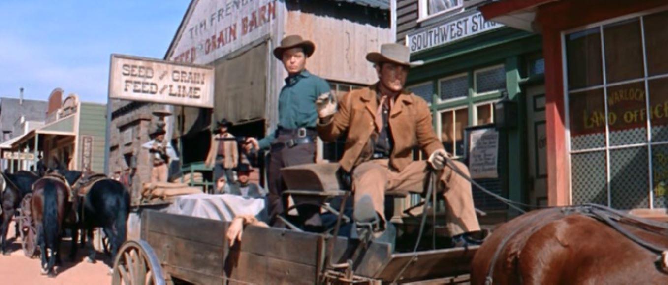 letreros pintados a mano western