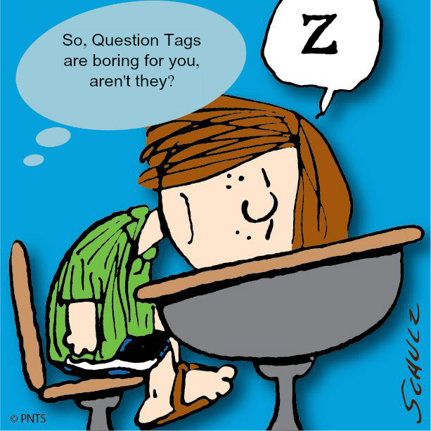 Introducing Question Tags Using What you Know about your Students | Blog de  Cristina