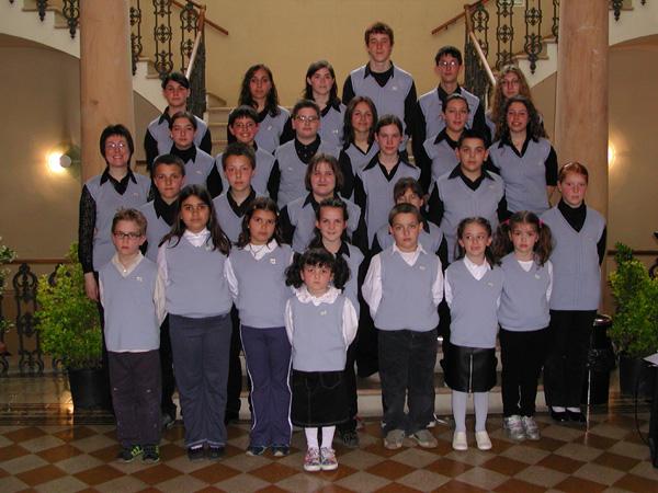 I Piccoli Cantori di Concordia 2001