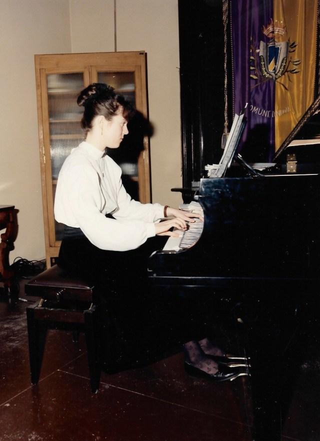 I primi concerti di pianoforte