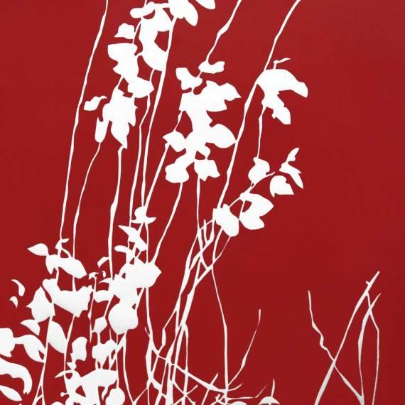 Naturaleza en rojo II