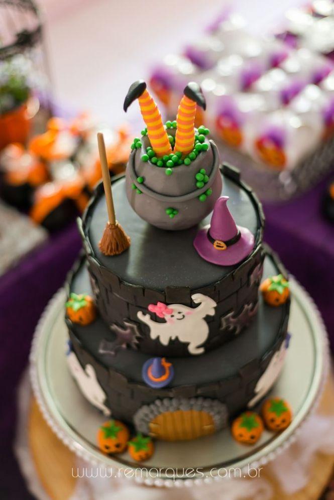Valentina - Aniversário Infantil - 4 anos - Halloween - 006
