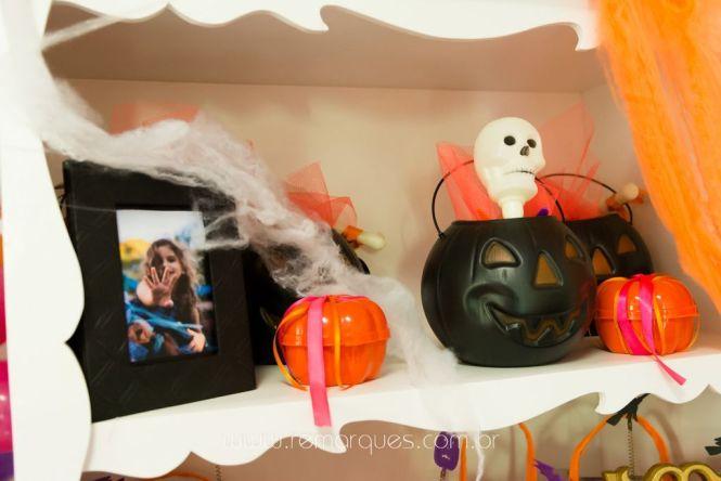 Valentina - Aniversário Infantil - 4 anos - Halloween - 054