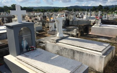 Ocurrió en un cementerio – parte 2