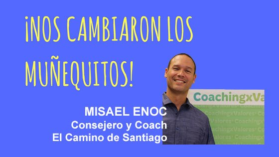 033: Lo que le pasó en el Camino de Santiago – Misael Enoc
