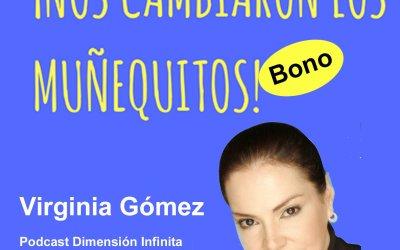 Bono: Virginia Gomez – Magia y realidad al despedir un año