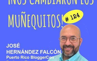 124:  José Hernández Falcón – La constante evolución del periodismo y los medios digitales