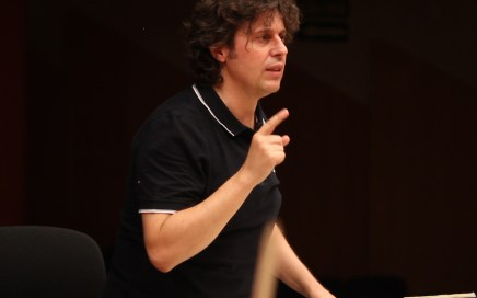 Cristóbal Soler Orchestra Conductor