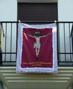 Balconera Cristo