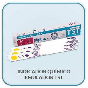 Indicador Químico Emulador TST