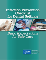 CDC Checklist Dental Editable 2016