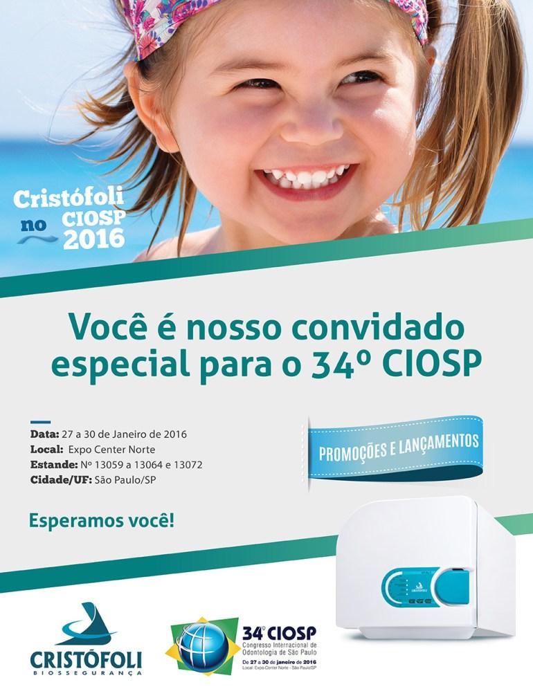 Convite CIOSP Exportação - 2015