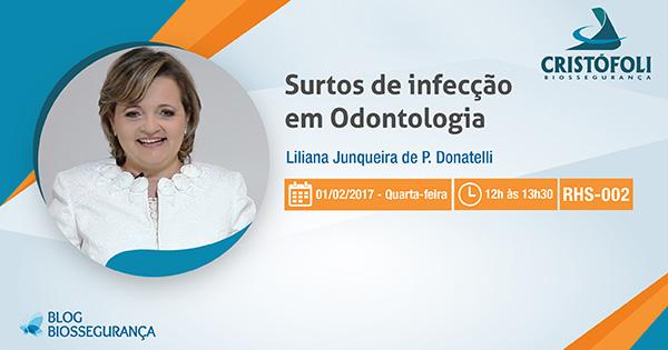 Biossegurança no CIOSP - Liliana Grade CIOSP