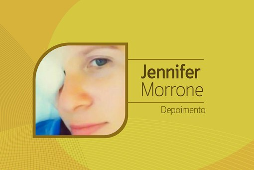 Jenifer Morrone - Depoimento
