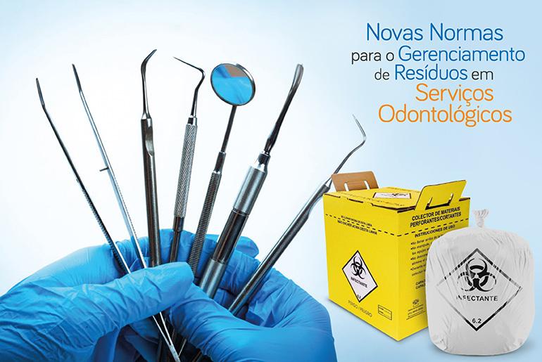 Novas Normas para Gerenciamento de Resíduos em Serviços Odontológicos