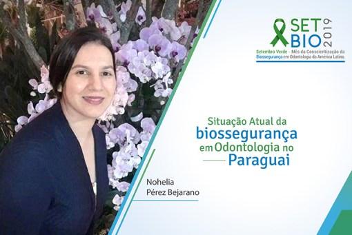Situação Atual da Biossegurança em Odontologia no Paraguai