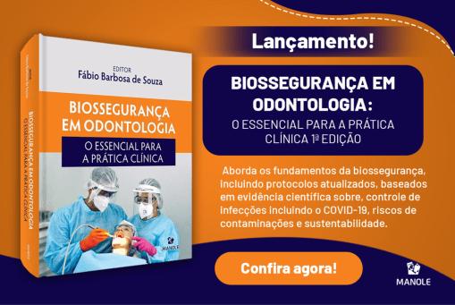 Lançamento Livro Biossegurança em Odontologia