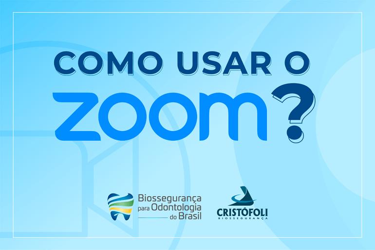 Como usar o Zoom