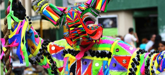 El Carnaval: fiesta pagana disfrazada de folklore