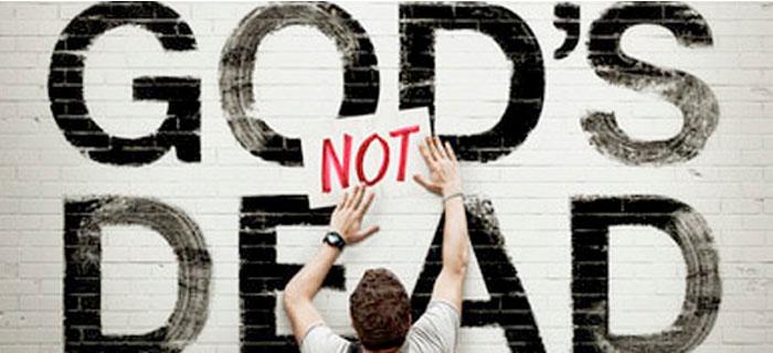 """Anuncian la 2da parte de """"God's Not Dead 2″ para el 2015"""