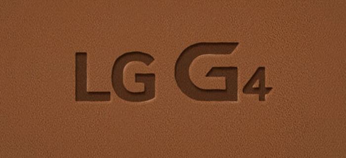 Todo sobre el nuevo LG G4