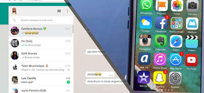 Conoce las actualizaciones de WhatsApp para iOs