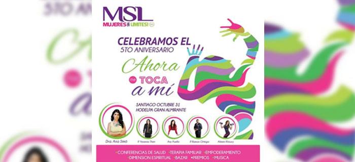 """Ministerio Pura Vida Presenta: La Conferencia Mujeres Sin Limites """"Ahora Me Toca a Mi"""""""