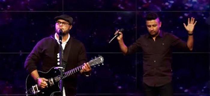 Israel Houghton y Alex Campos presentan su primer sencillo juntos