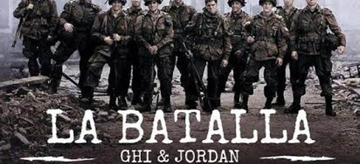 Lo nuevo de Ghi & Jordan – La Batalla