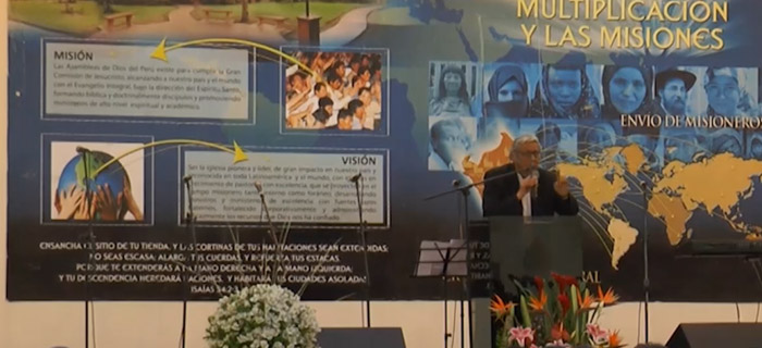 Evangélicos peruanos celebran 100 años de libertad religiosa