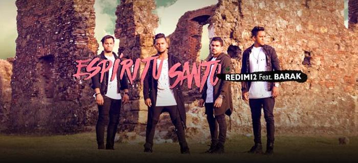 Redimi2 presenta la canción «Espíritu Santo», interpretada a dúo con Barak