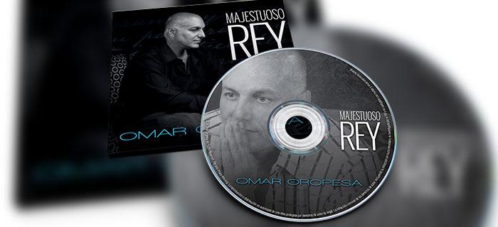 Omar Oropesa – Majestuoso Rey (Vídeo Lyric)