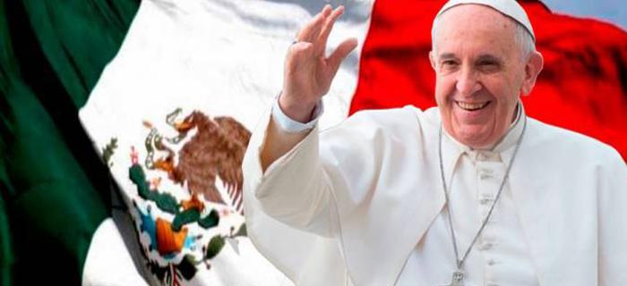 Pastores evangélicos se reunieron con el Papa Francisco en México