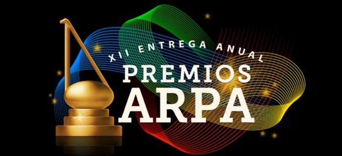 Ganadores de los Premios ARPA XII Edición
