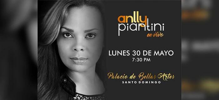 """Anlly Piantini Presenta Concierto """"En Intimindad"""""""