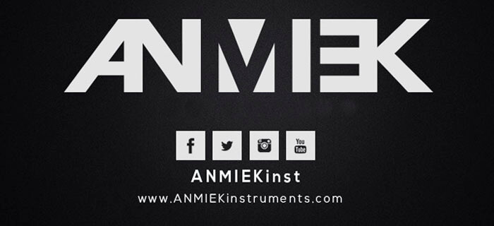 Emmanuel y Linda Presentan ANMIEK Instruments